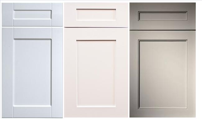Modern Solid Birch Wood Shaker Kitchen Cabinet Swk 079