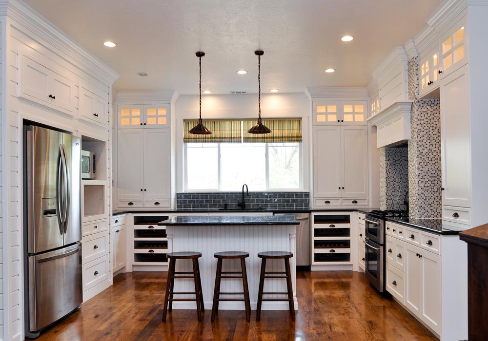 Marvelous Solid Wood Shaker Kitchen Cabinets Swk 066 Houlive Solid Download Free Architecture Designs Jebrpmadebymaigaardcom