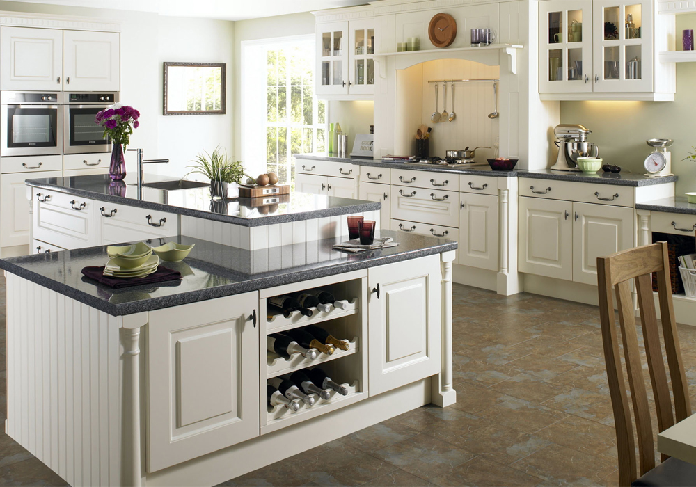 Raised Square Style Solid Wood White Design Kitchen Cabinets ... on kitchens without top cabinets, raising kitchen cabnet, raising kitchen counter, raising kitchen ceiling,