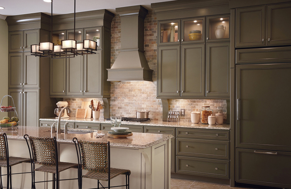Shaker Kitchen Cabinets Swk 061