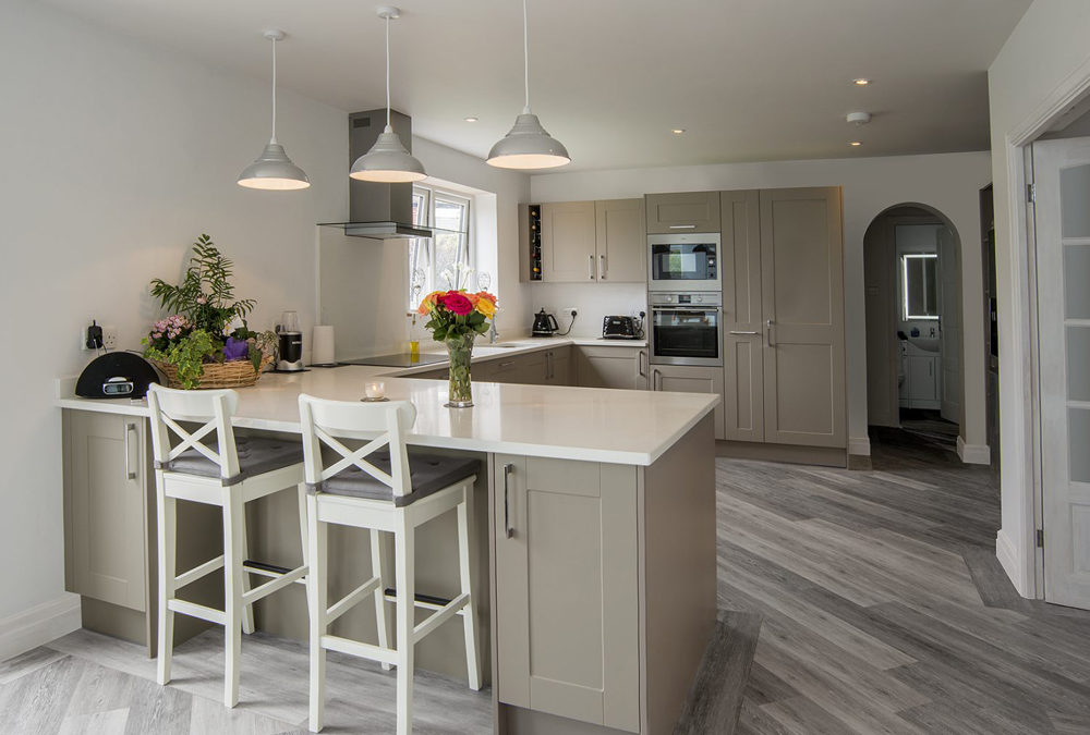 Shaker Grey Shaker Maple Solid Wood Kitchen Cabinets SWK ... on Maple Cabinets  id=70747